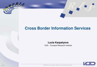 Cross Border Information Services