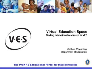 Virtual Education Space Finding educational resources in VES