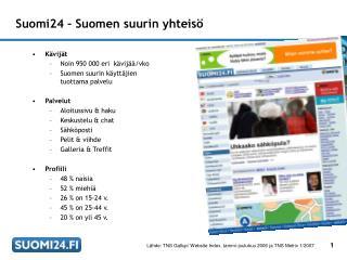 Suomi24 – Suomen suurin yhteisö