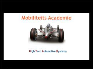 Mobiliteits Academie