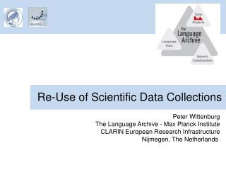 Re-Use of Scientific Data Collections
