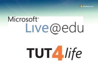 What is TUT4Life