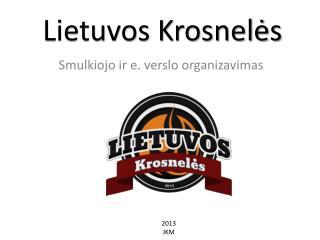 Lietuvos Krosnelės