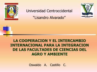 Oswaldo   A.   Castillo   C.