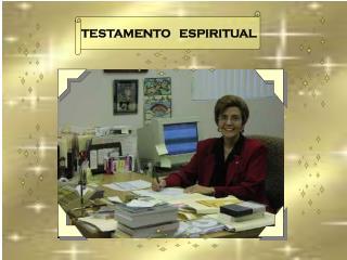 TESTAMENTO   ESPIRITUAL