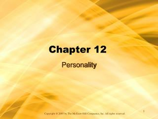 Chapter 12