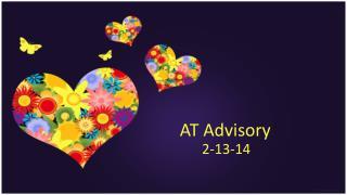 AT  Advisory