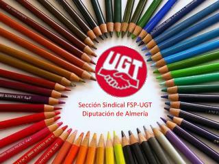 Sección Sindical FSP-UGT Diputación de Almería
