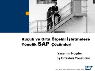 Küçük ve Orta Ölçekli İşletmelere Yönelik  SAP Çözümleri