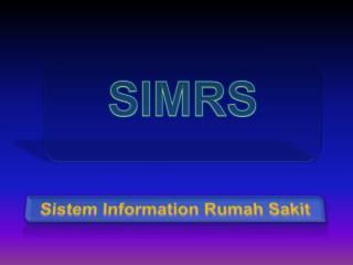 SIMRS