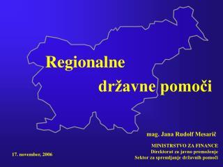 mag. Jana Rudolf Mesarič