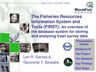 Len R. Garces &  Geronimo T. Silvestre