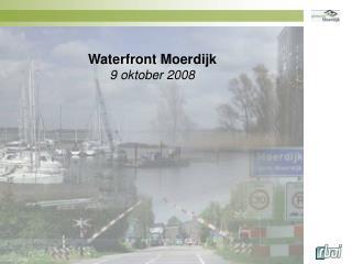 Waterfront Moerdijk 9 oktober 2008