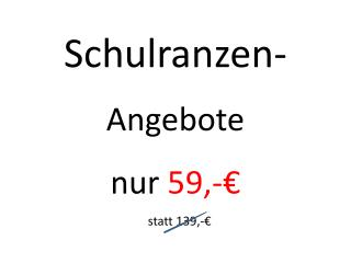 Schulranzen-