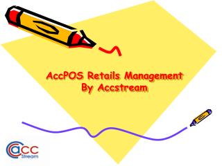 AccPOS Retails Management By Accstream
