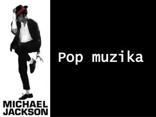 Pop muzika