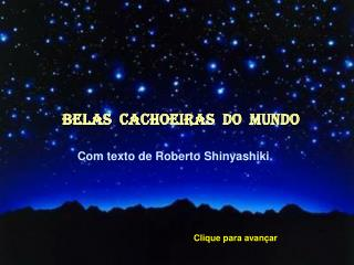 BELAS  CACHOEIRAS  dO  MUNDO