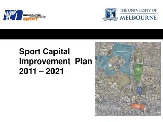 Sport Capital Improvement  Plan 2011 – 2021