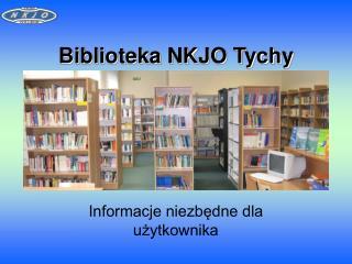 Biblioteka NKJO Tychy