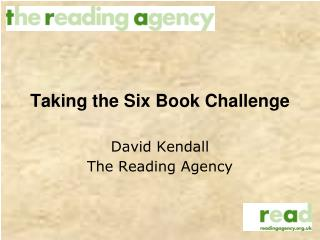 Taking the Six Book Challenge