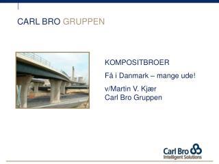 CARL BRO GRUPPEN