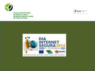 ESCOLA PROFISSIONAL  DE AGRICULTURA E  DESENVOLVIMENTO RURAL  DE PONTE DE LIMA