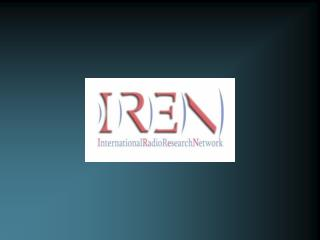 Founder members of IREN network and their representatives are: