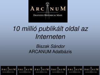 10 millió publikált oldal az Interneten