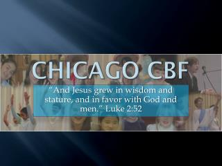 Chicago CBF