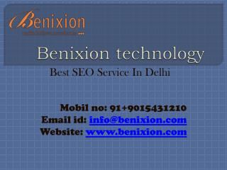 Best SEO Service In Delhi