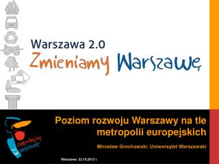 Warszawa  22.10.2013 r.
