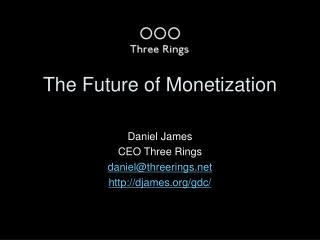The Future of Monetization