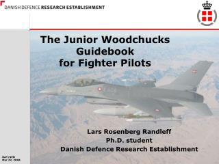 The Junior Woodchucks Guidebook for Fighter Pilots