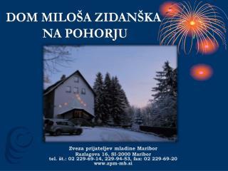 Zveza prijateljev mladine Maribor