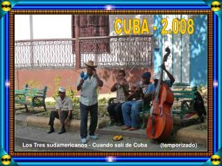 CUBA - 2.008