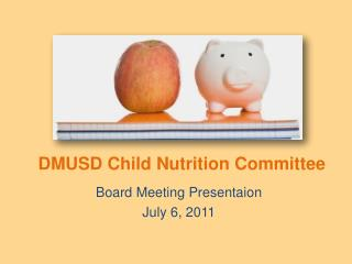 DMUSD Child Nutrition Committee