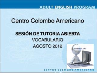Centro Colombo Americano