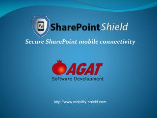 Secure SharePoint mobile connectivity