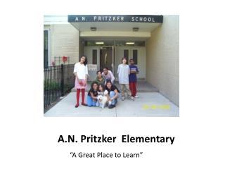 A.N. Pritzker  Elementary