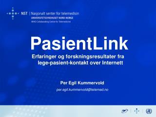PasientLink