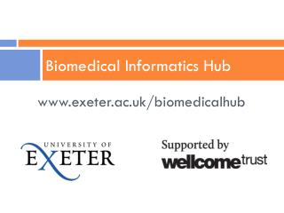 Biomedical Informatics Hub