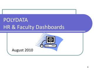 POLYDATA   HR & Faculty Dashboards