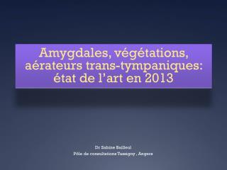 Dr Sabine Bailleul Pôle de consultations Tassigny , Angers