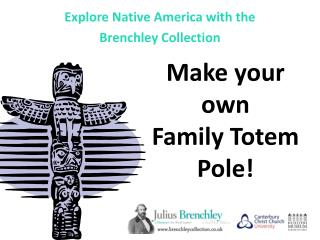 Make your own  Family Totem Pole!