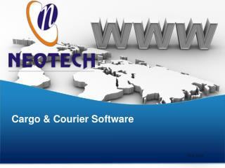 Cargo & Courier Software