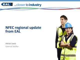 NFEC regional update from EAL