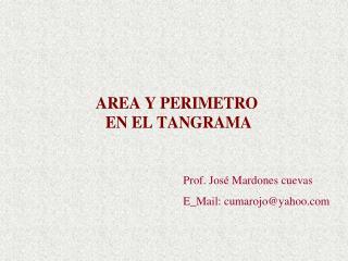 Prof. José Mardones cuevas E_Mail: cumarojo@yahoo