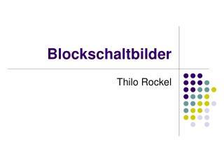 Blockschaltbilder