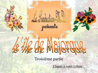 L' île de Majorque