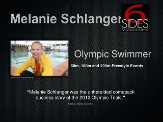 Melanie Schlanger